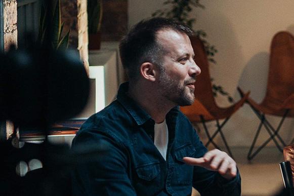 Andrew Dobbie, Founder/CEO MadeBrave